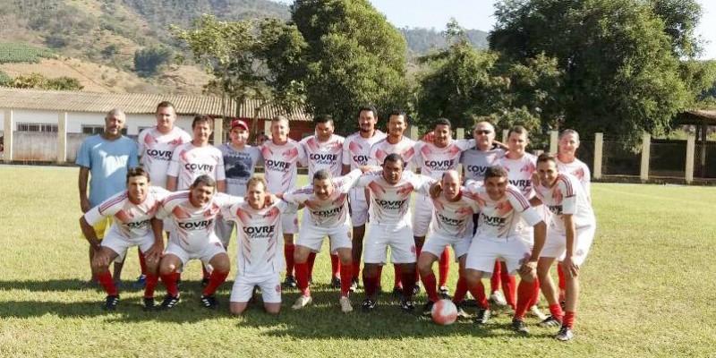 Equipes do América e Flamengo