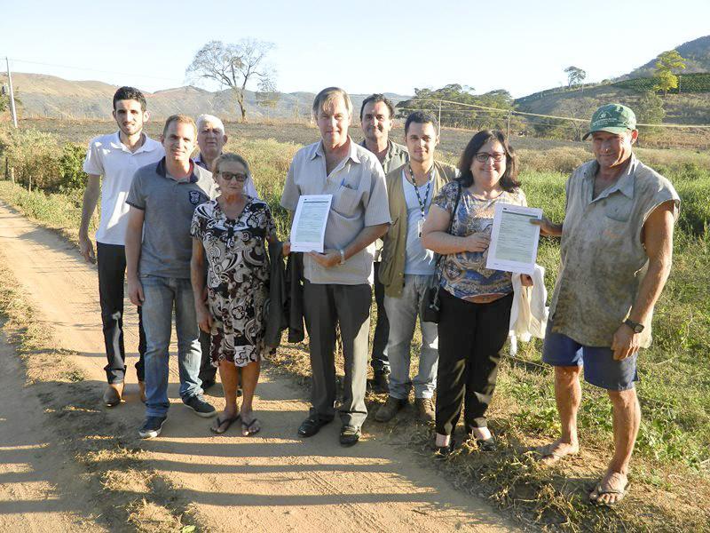 Itarana terá barragem comunitária no Sossego