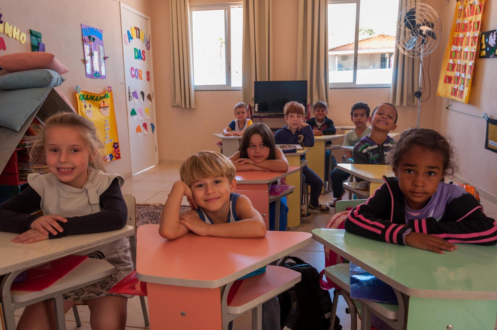 Nova creche do Rizzi oferece infraestrutura moderna para os alunos