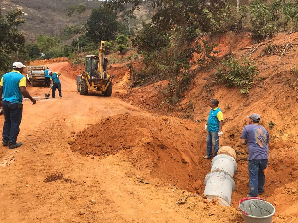 Estrada para a Matutina ficará interditada para obras