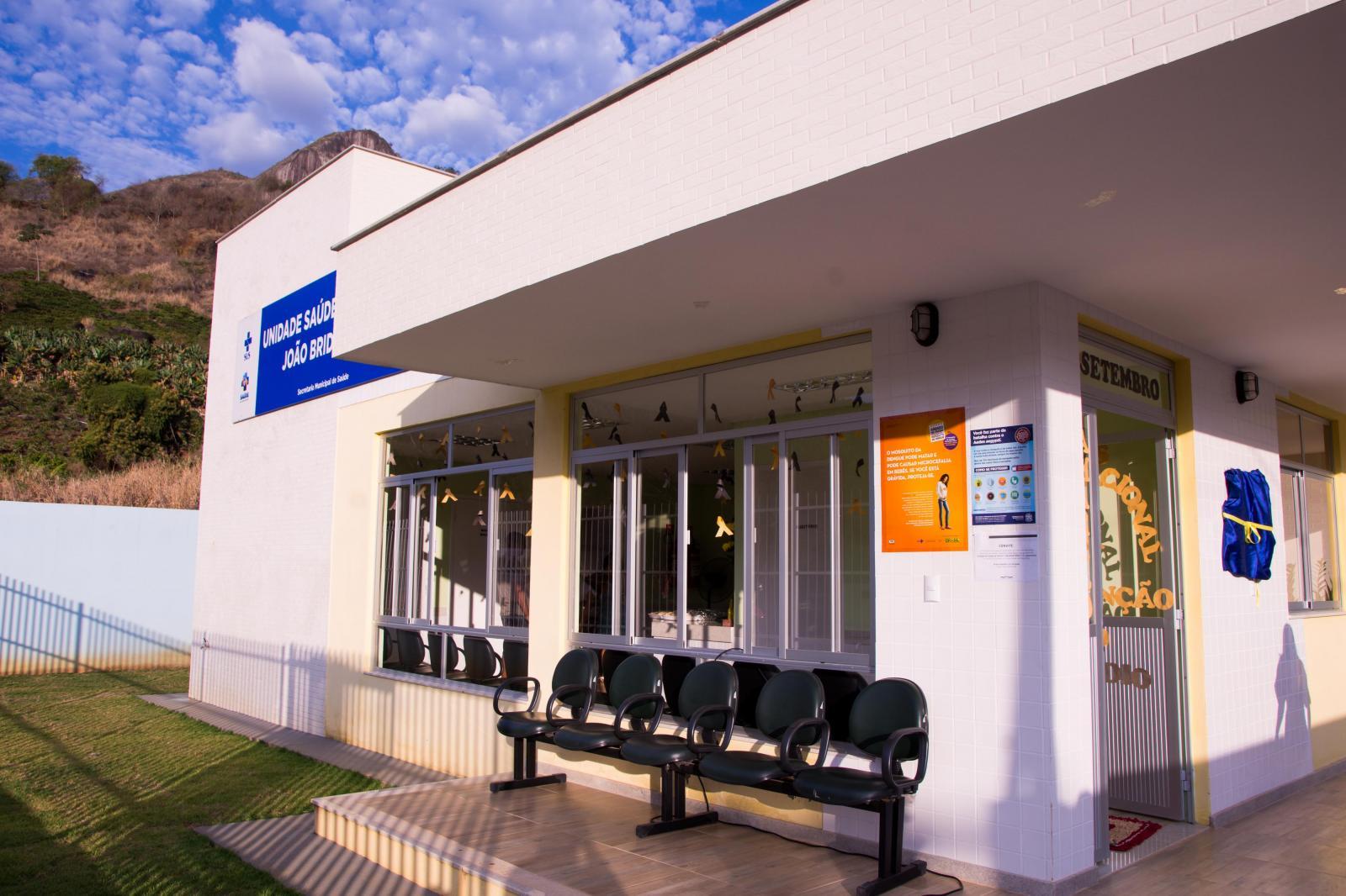 Inauguradas Unidade de Saúde e pavimentação de Rua na Praça Oito