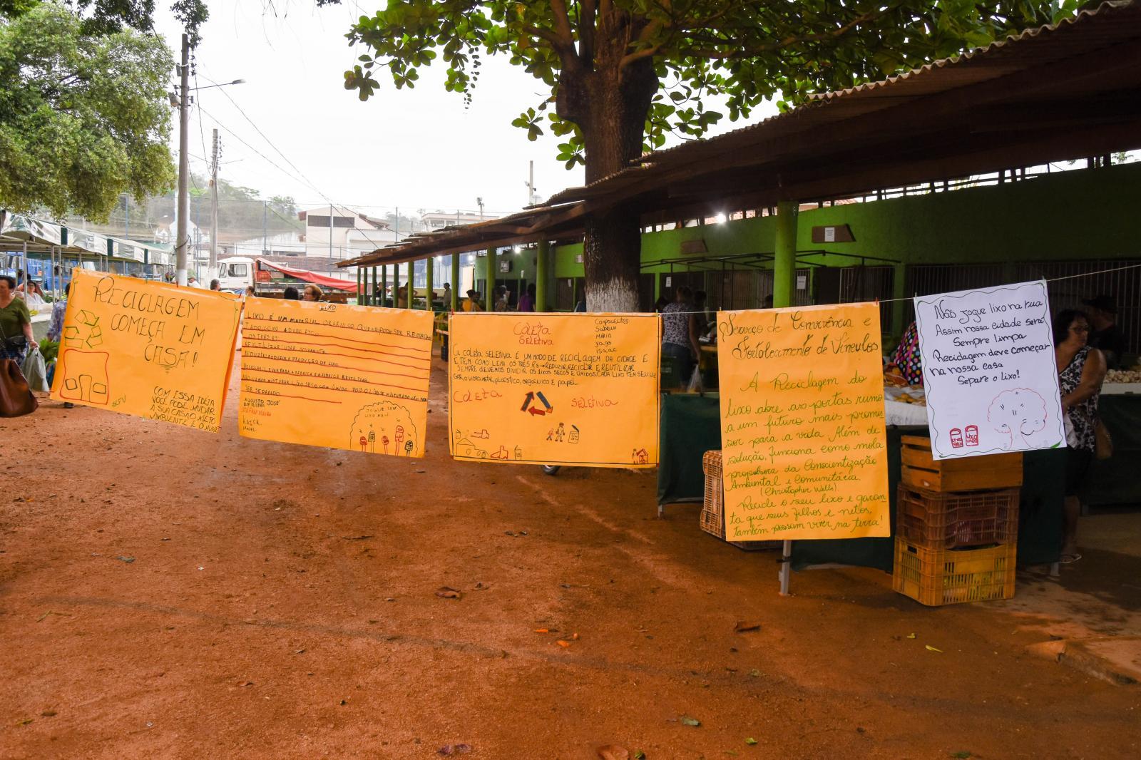 Semana da Coleta Seletiva chamou atenção para a separação e destinação adequadas do lixo