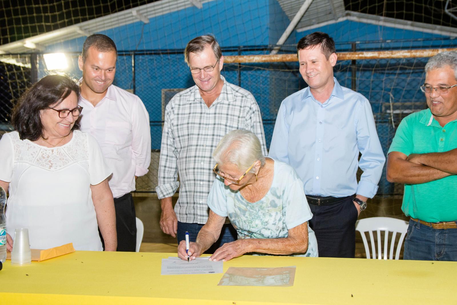Construção de barragem comunitária em Itarana deve começar neste mês