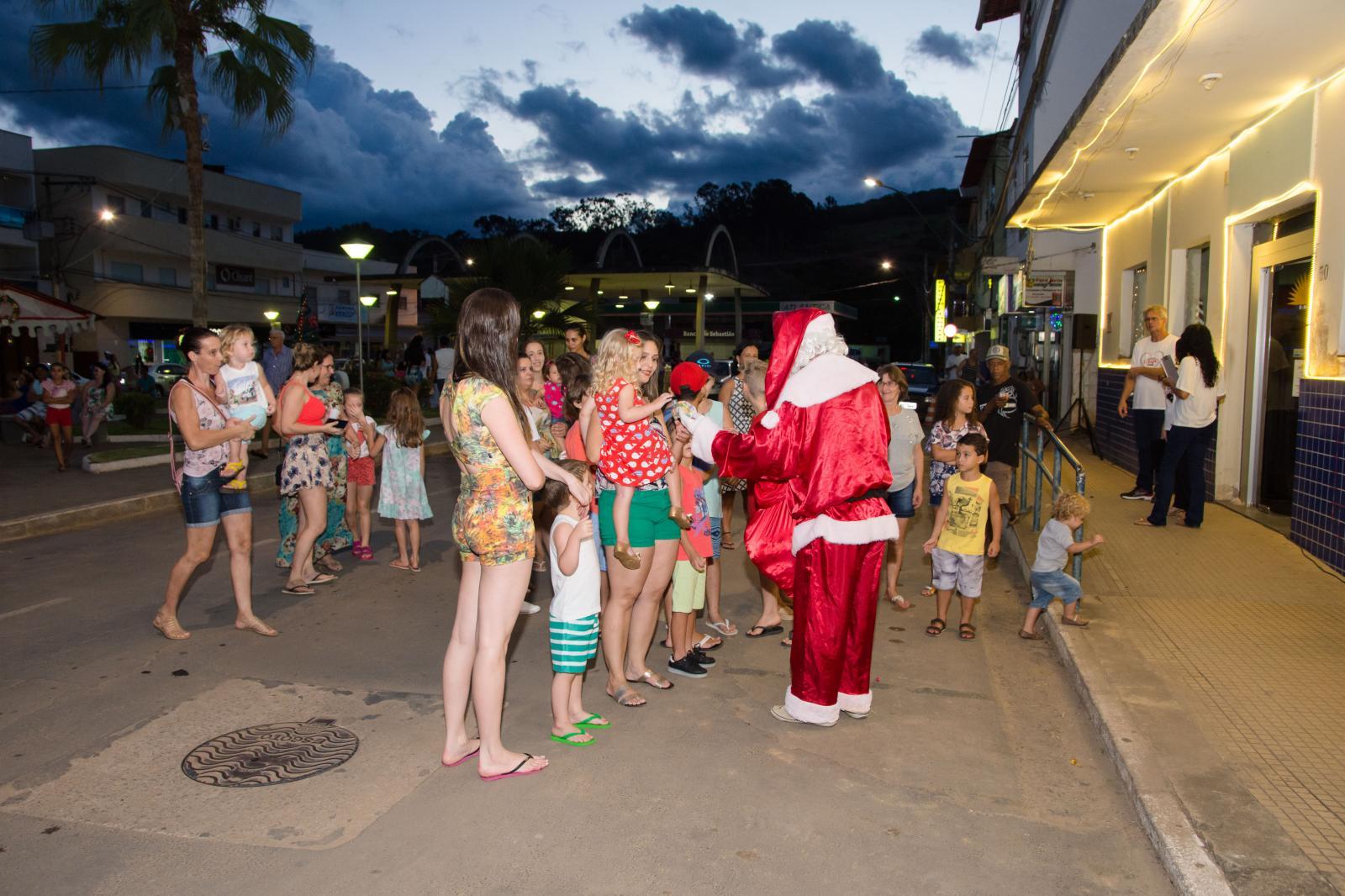 Sedecult promoveu programação especial de Natal