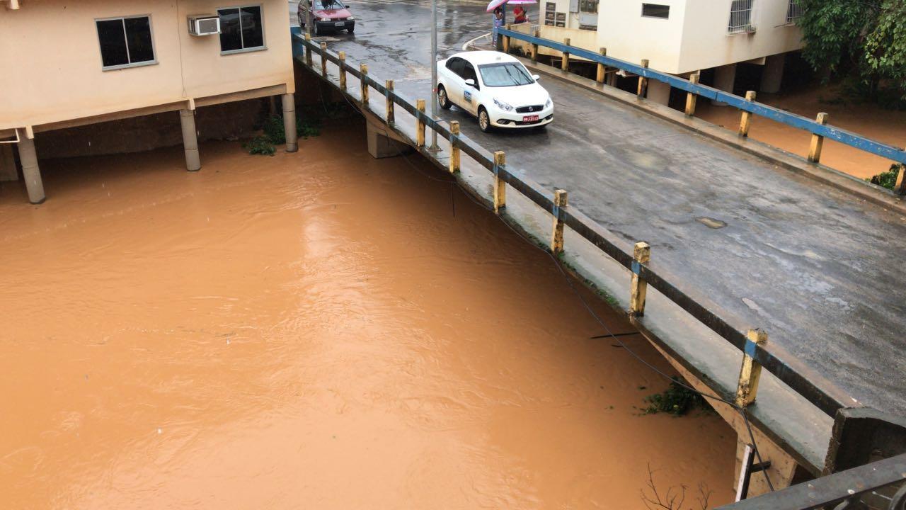 Defesa Civil de Itarana emite estado de alerta