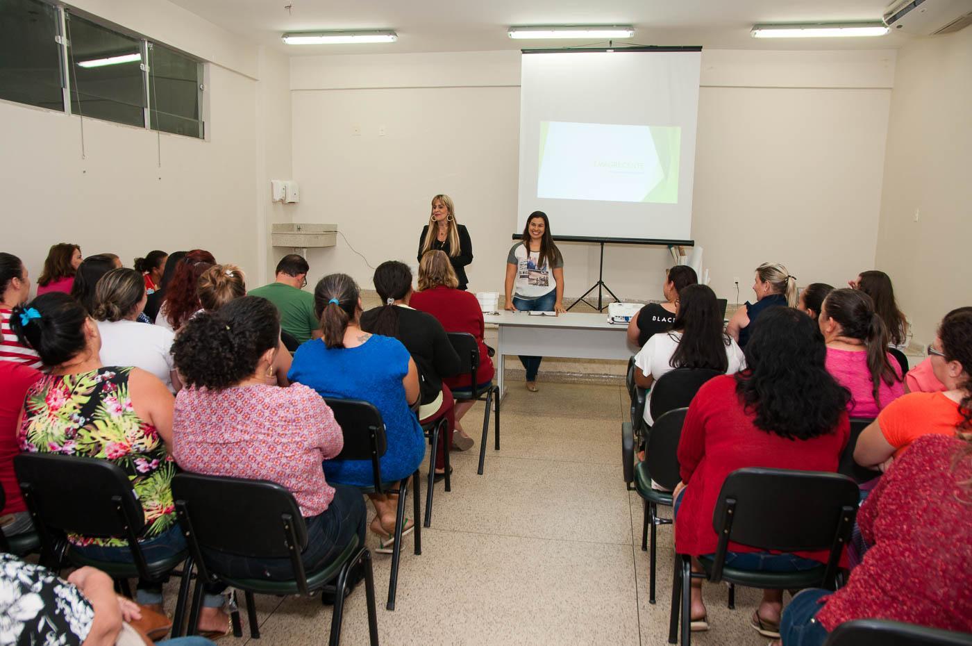 Emagrecente: projeto da Secretaria de Saúde trabalha o emagrecimento em grupo