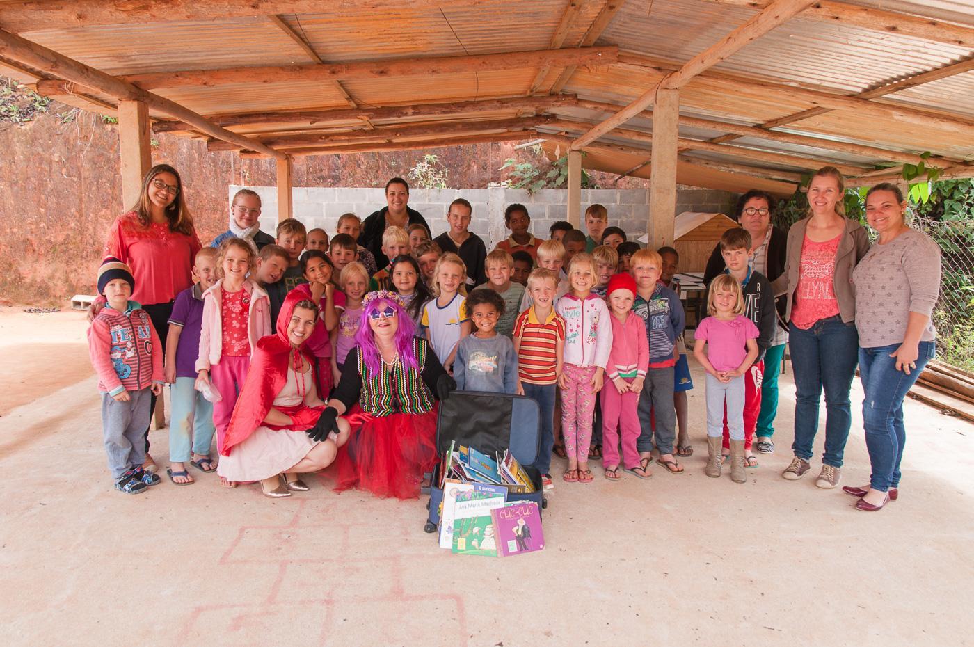 Projeto Mala Viajante incentiva leitura nas Escolas do Campo