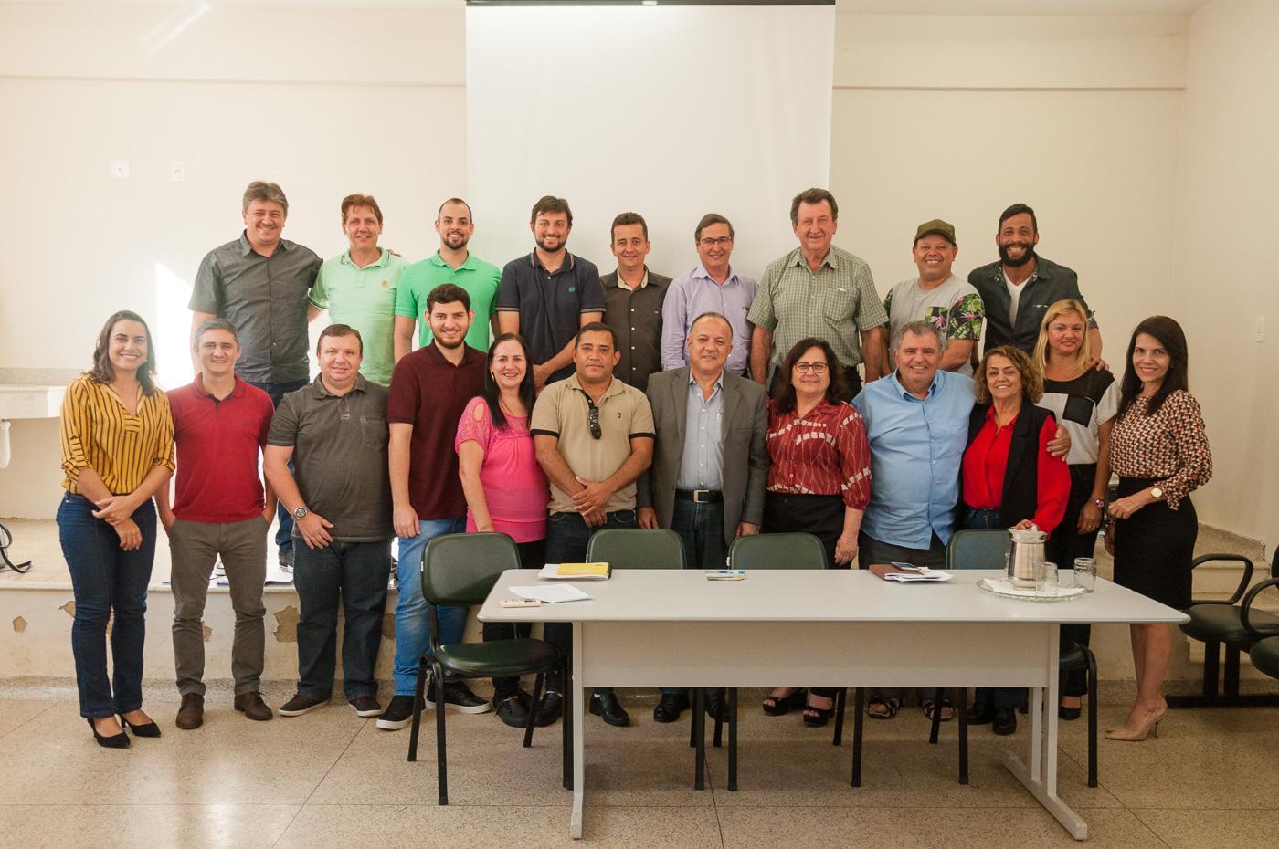 Reunião realizada em Itarana discutiu o turismo na Região dos Imigrantes