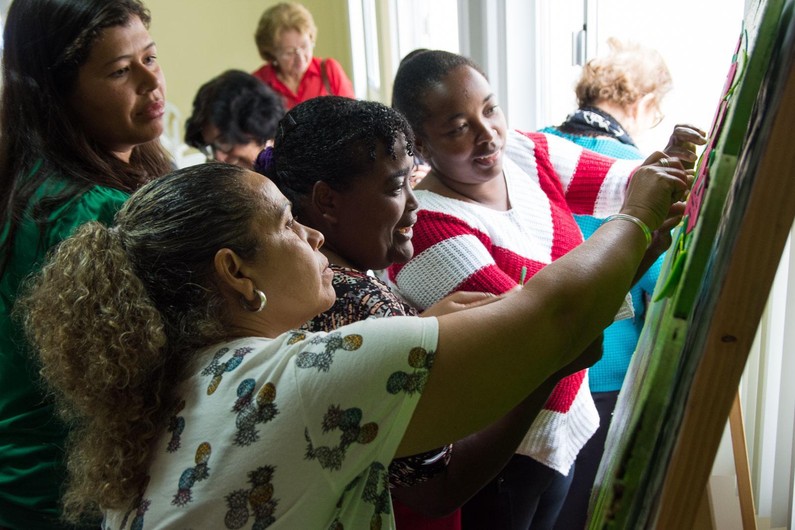 Evento discutiu direitos e empoderamento das mulheres em Itarana