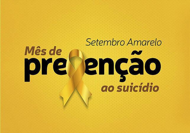 Setembro Amarelo: Secretaria de Saúde de Itarana vai realizar palestras sobre prevenção do suicídio