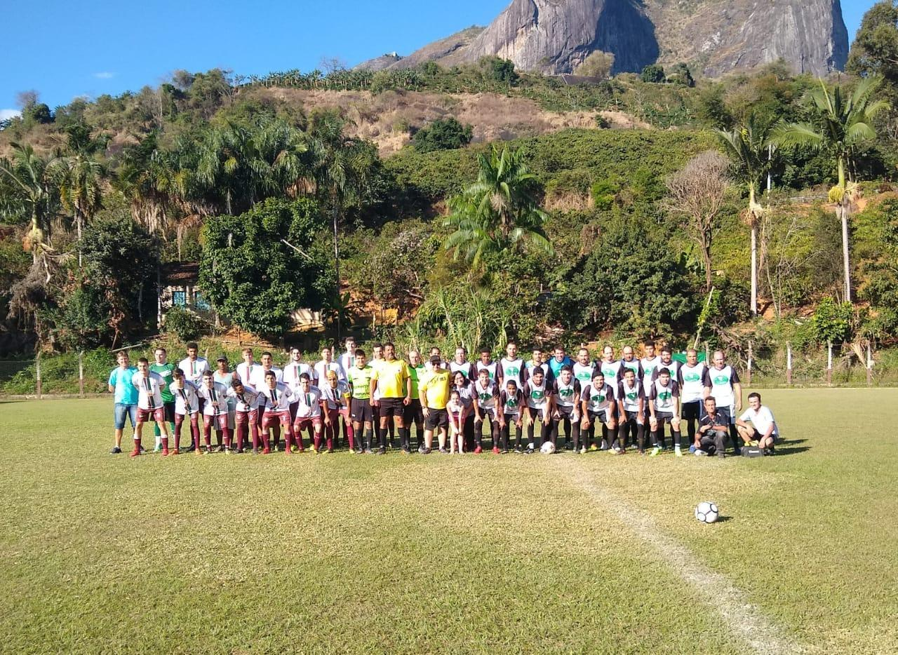 Campeonato Municipal de Futebol de Campo Adulto movimenta Itarana