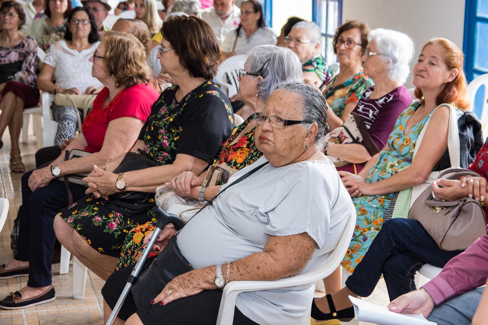 Itarana sediou Fórum de defesa dos direitos da pessoa idosa