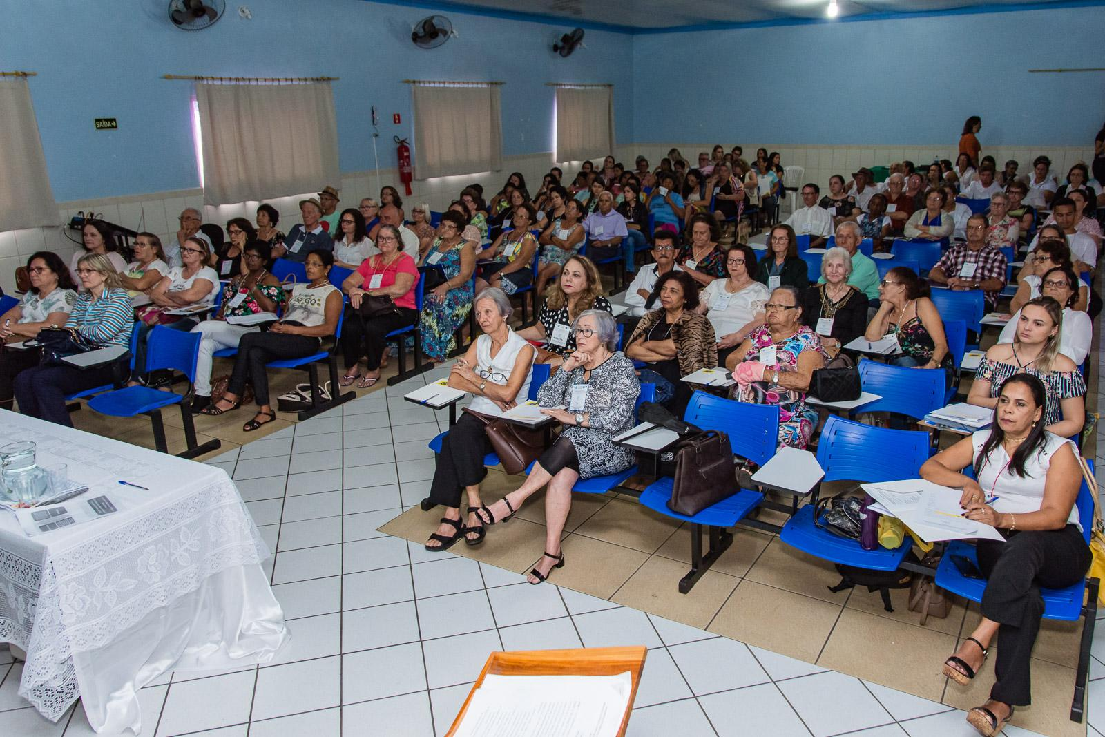Itarana sediou Conferencia Regional dos Direitos da Pessoa Idosa