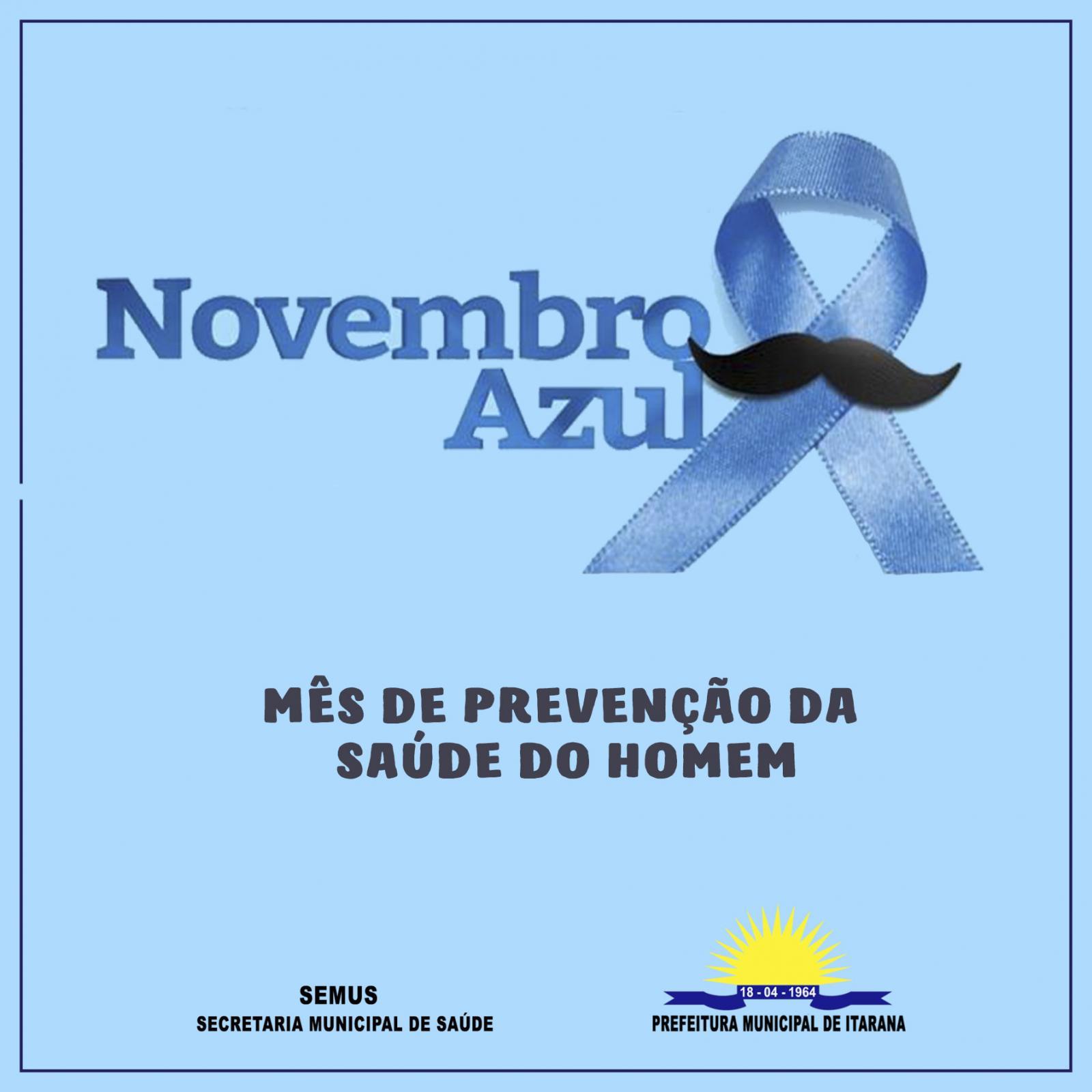 Novembro Azul em Itarana