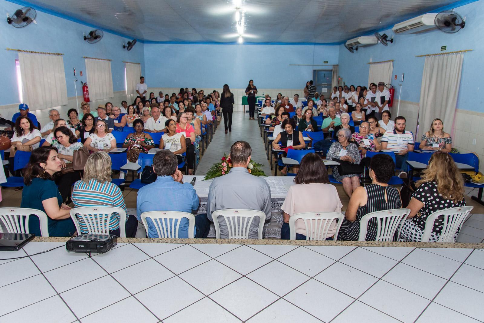 Itarana sediou Conferência Regional dos Direitos da Pessoa Idosa