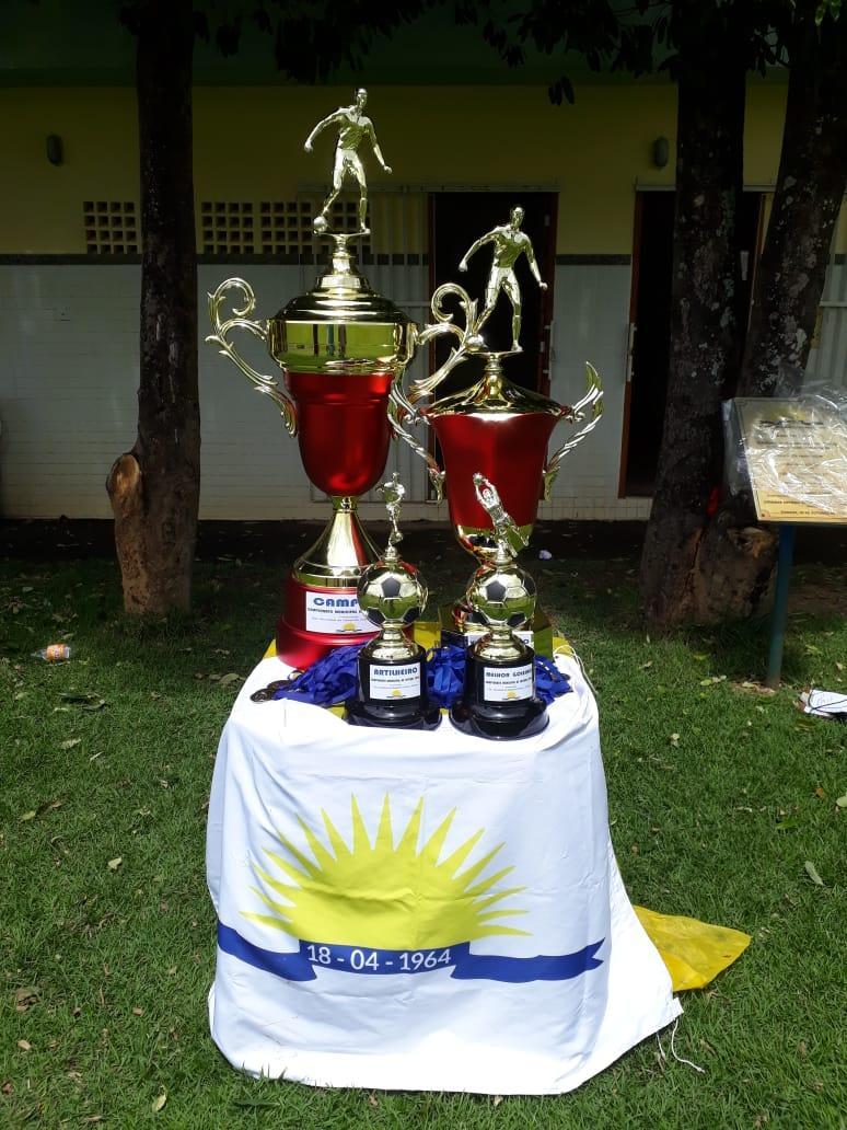 Força Verde campeão do Campeonato Municipal de Futebol 2018