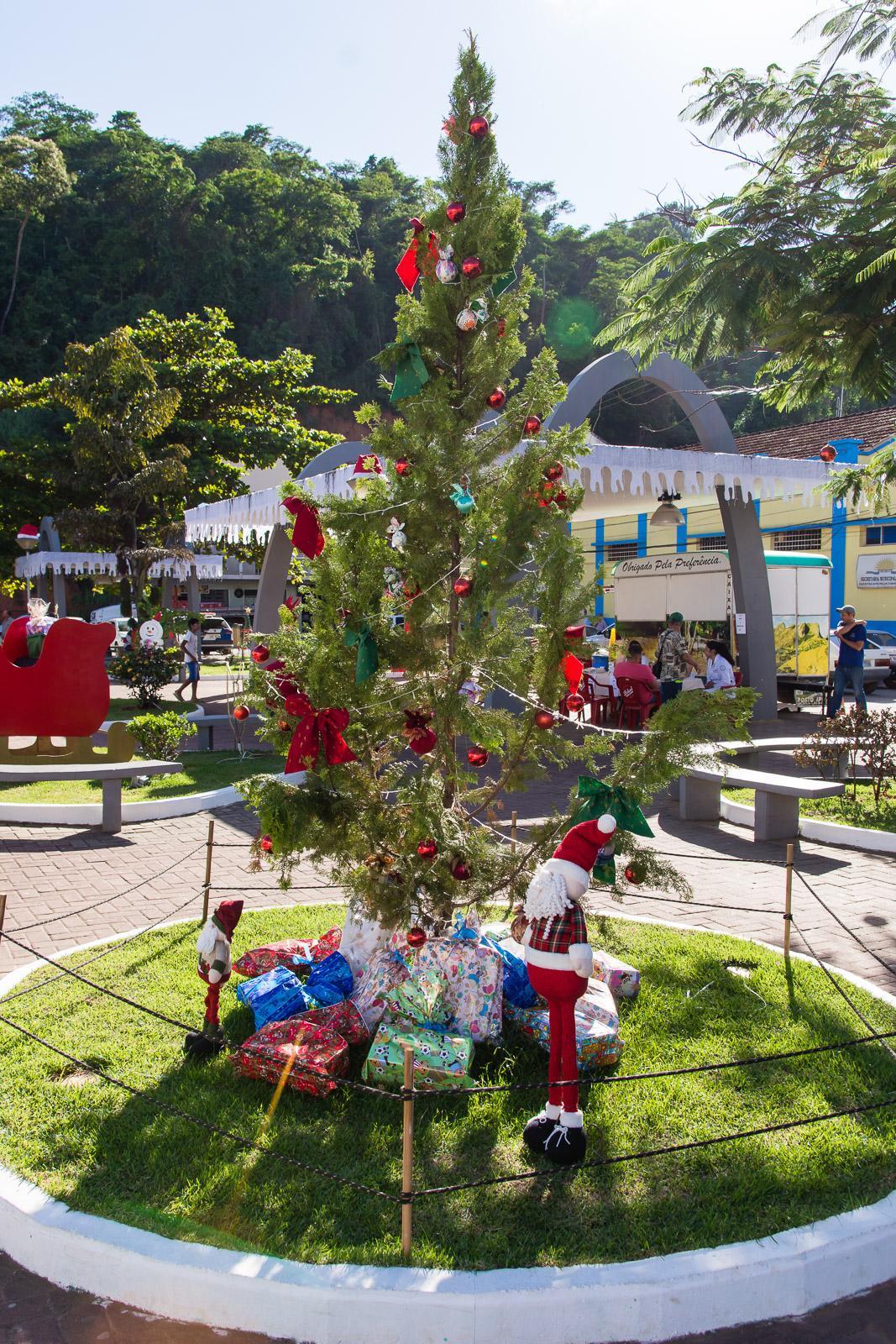 Programação do Natal 2018 de Itarana encerra neste final de semana