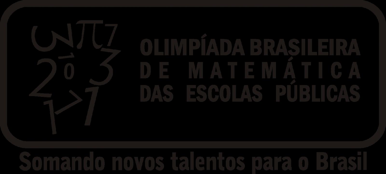 Estudantes da Rede Municipal de Educação de Itarana premiados na 1ª Olimpíada Brasileira de Matemática