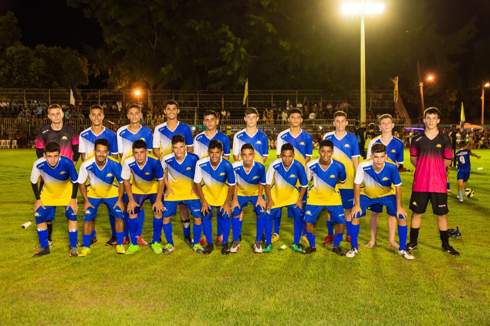 Copa A Gazetinha: Itarana na disputa do