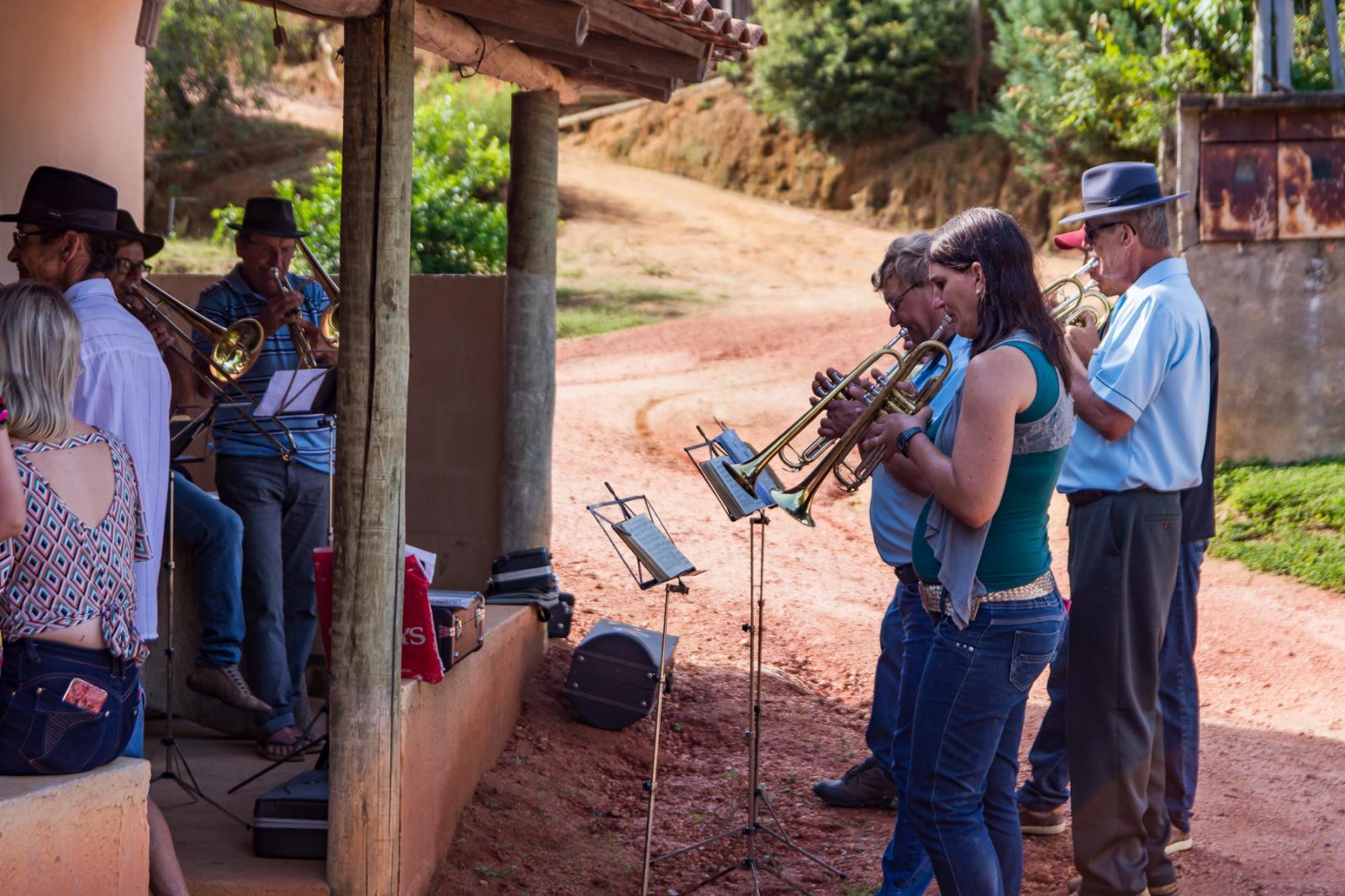 Município de Itarana participa de ações do Inventário da Língua Pomerana