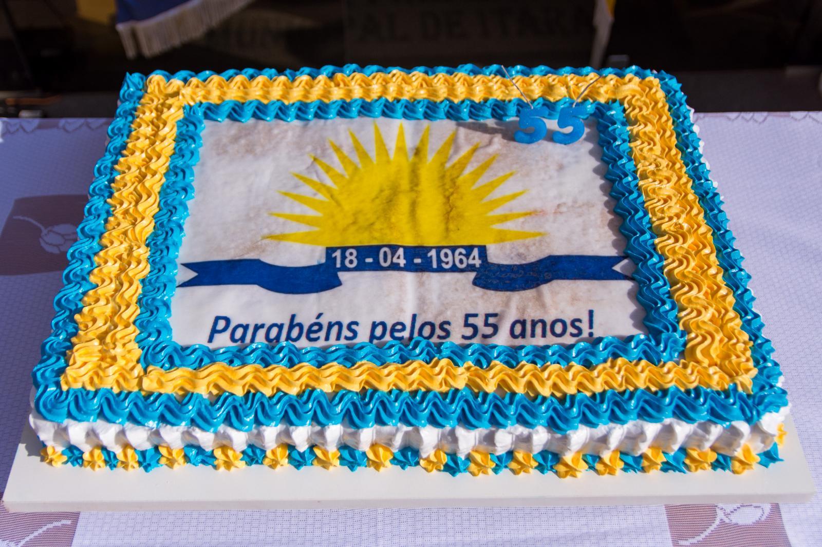 Desfile Histórico Cultural, Alvorada e sorteio da Nota Fiscal Premiada marcaram aniversário de 55 anos de Itarana