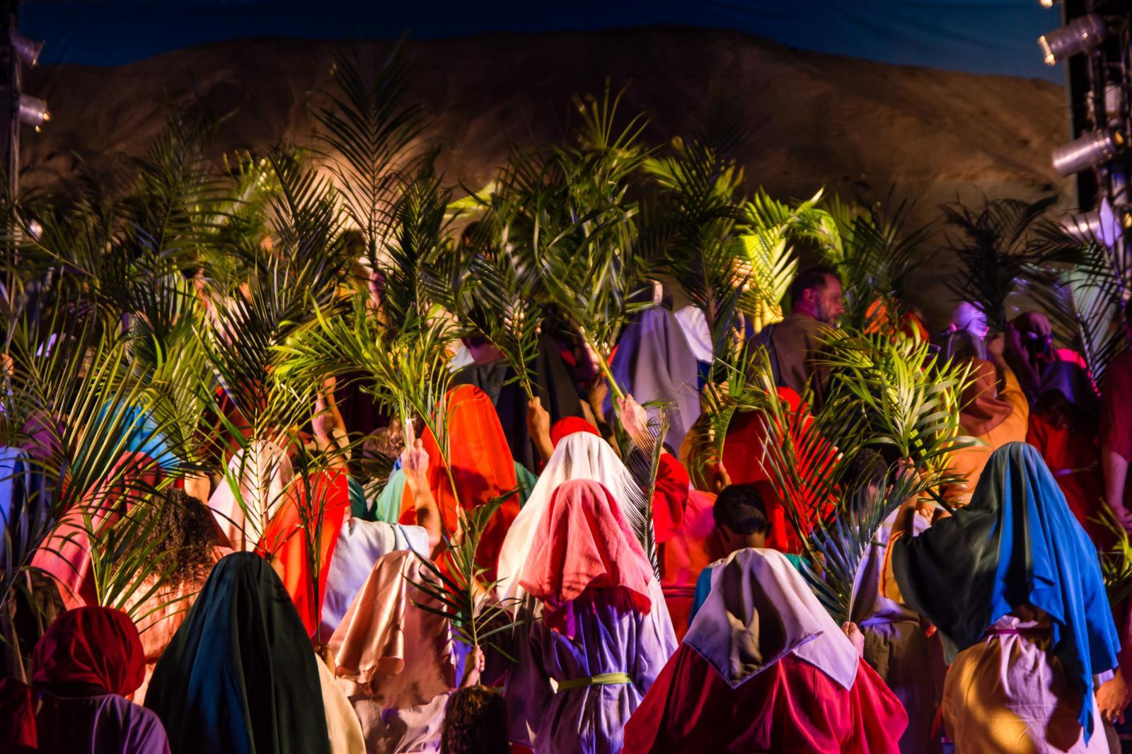 Teatro da Semana Santa de Itarana atraiu cerca de 3 mil expectadores segundo organizadores