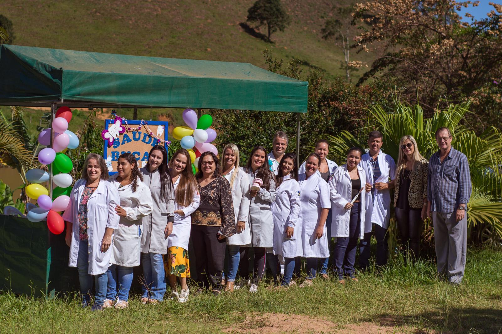 Exames, consultas, cortes de cabelo entre outros no mutirão da saúde em Santa Rosa