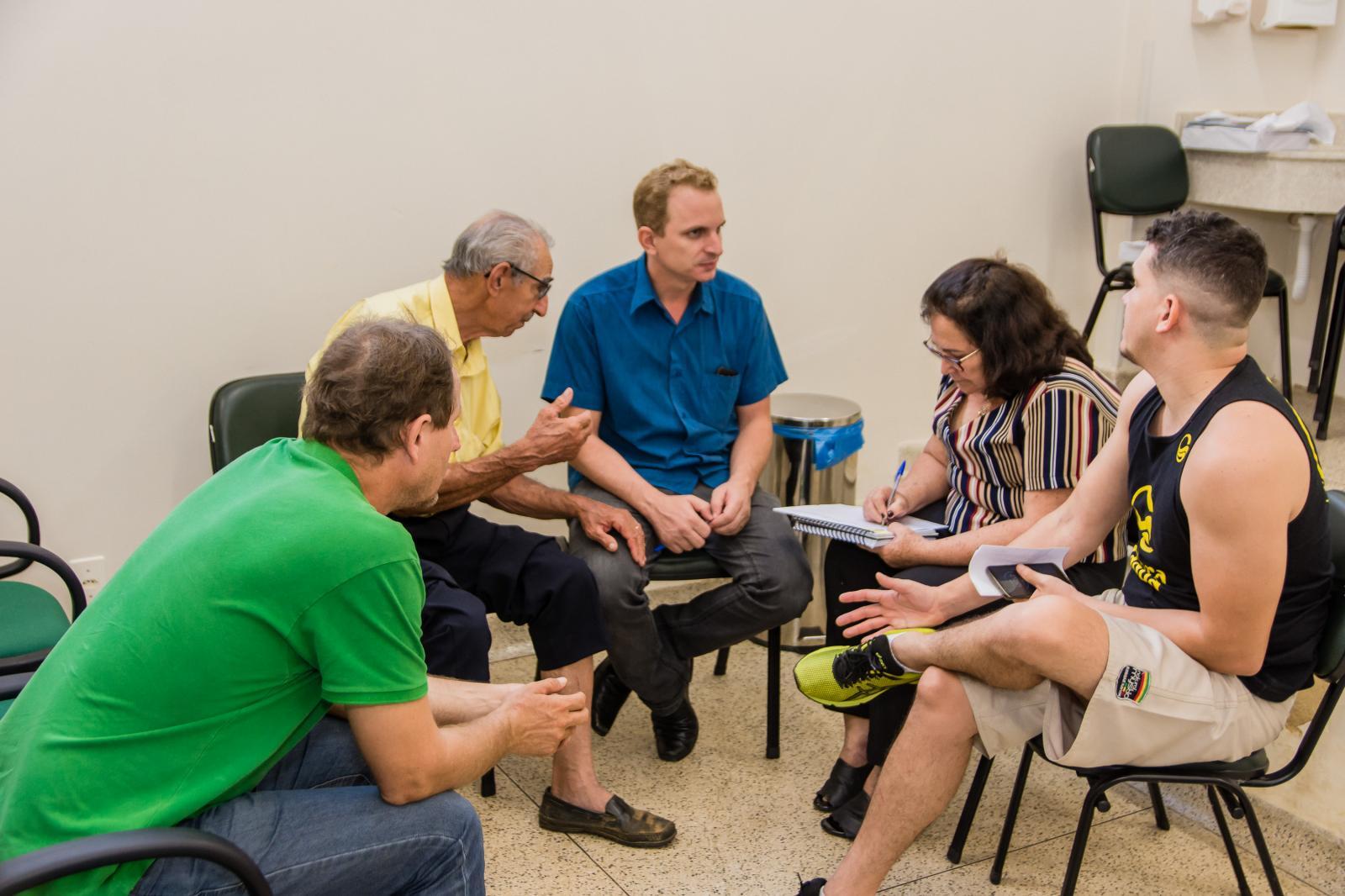 Reunião com agricultores definiu o Diagnóstico Rural Participativo de Itarana