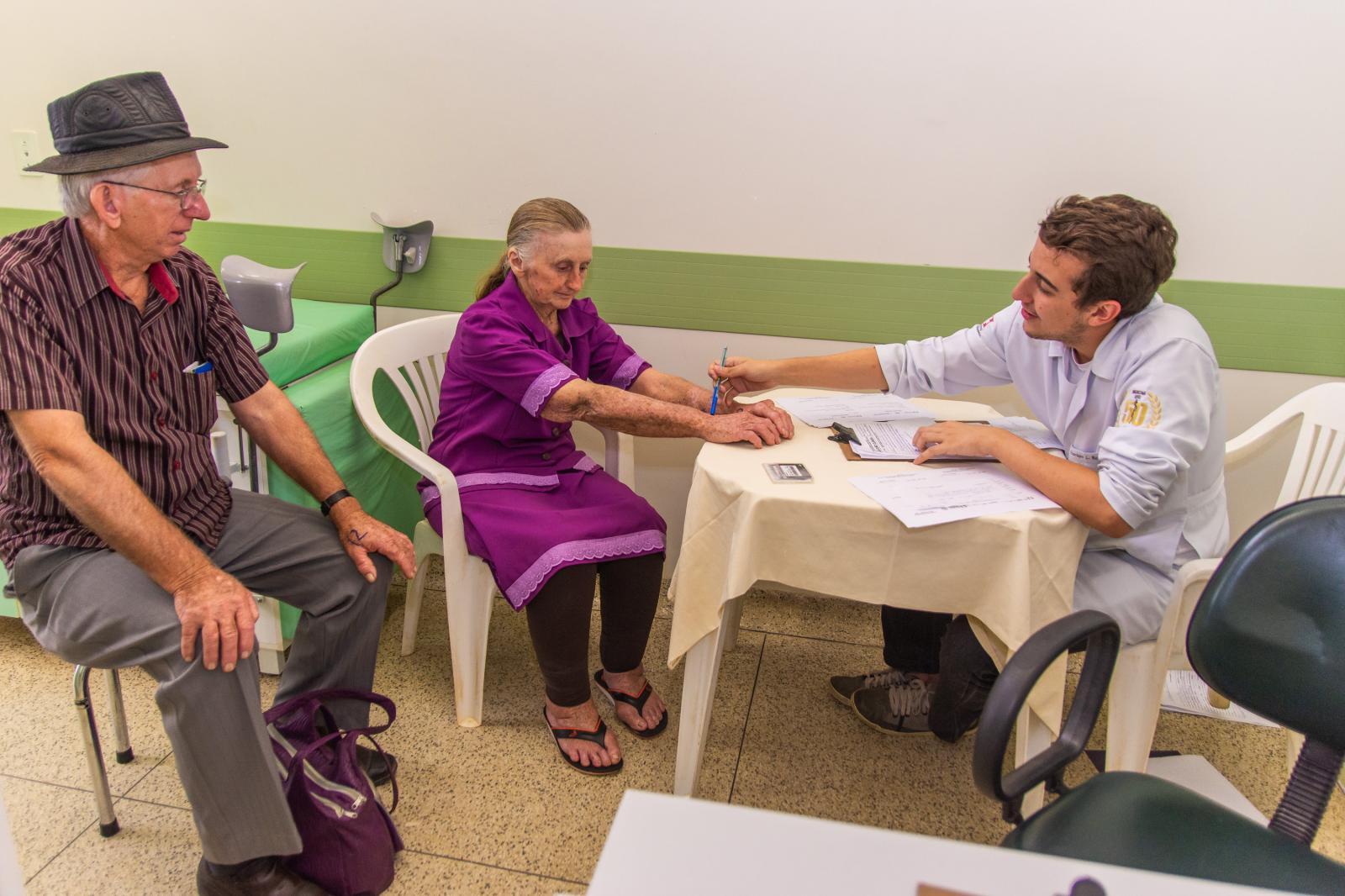 Itarana recebeu campanha dermatológica, 243 atendimentos foram realizados