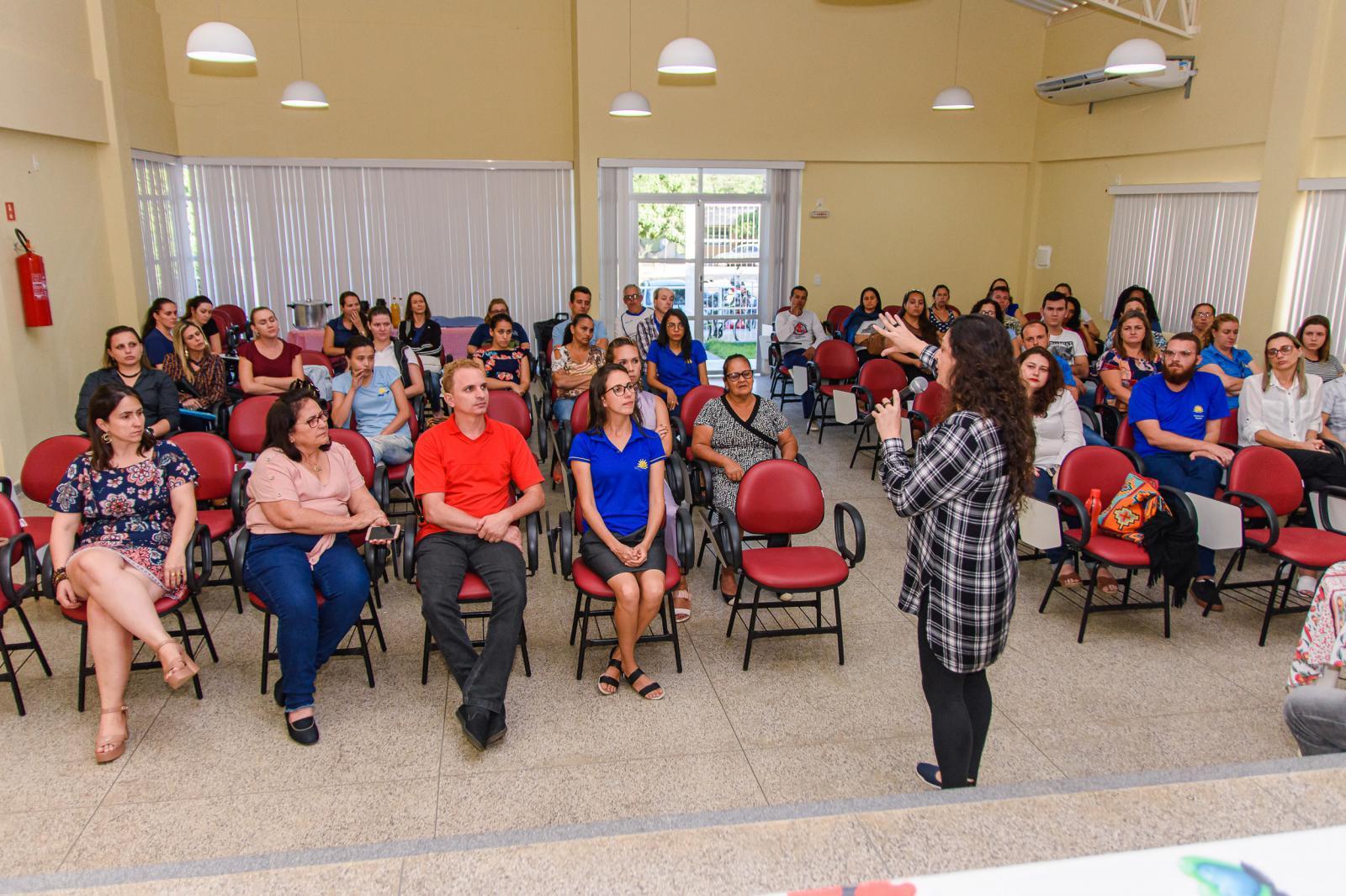 Secretaria de Assistência Social realizou Seminário para discutir a diversidade sexual