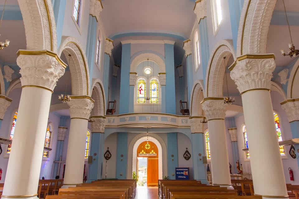 Série Atrativos Turísticos: Igreja Matriz Nossa Senhora Auxiliadora