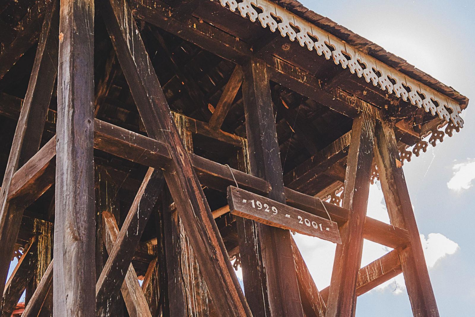 Série Atrativos Turísticos: TorreSineira - Igreja Evangélica de Confissão Luterana de Alto Jatibocas