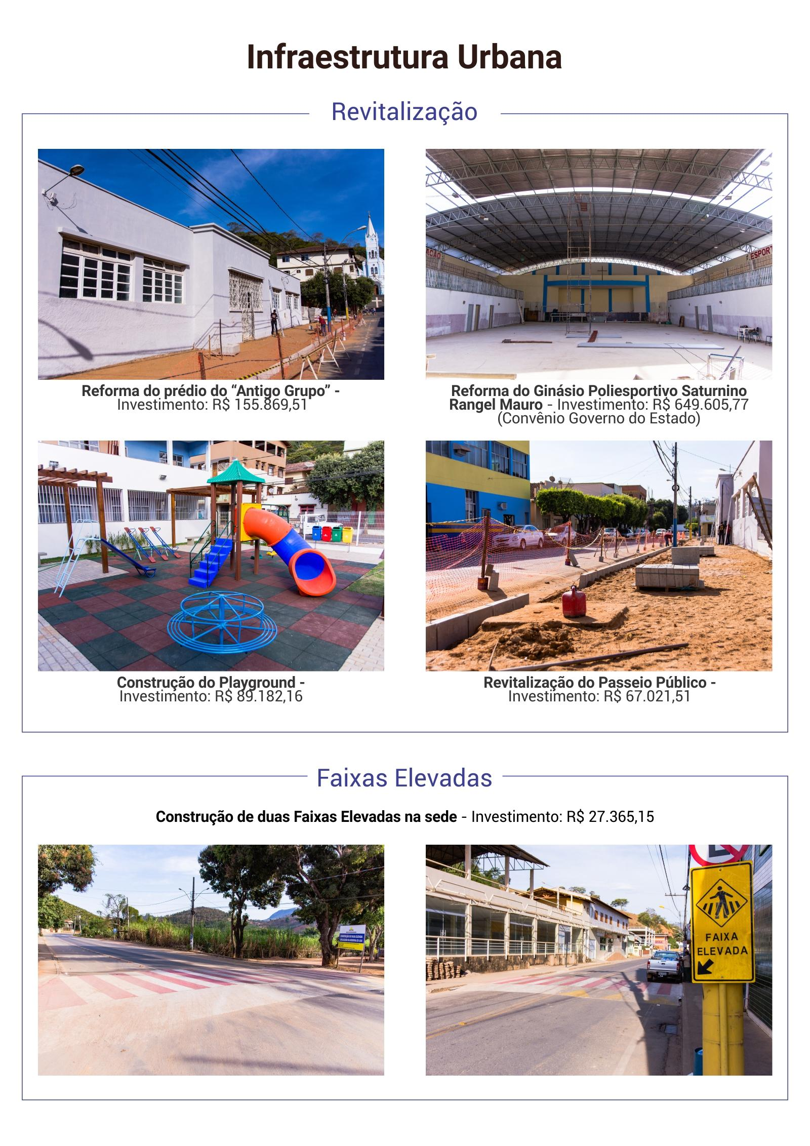Revitalização urbana e mais qualidade de vida para a população: Itarana conta com diversas obras na sede e no interior