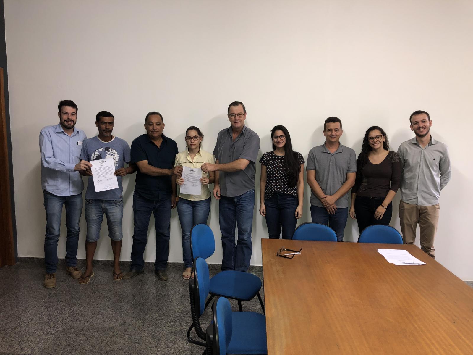 Obras de pavimentação e revitalização de passeio público iniciam nos próximos dias em Itarana
