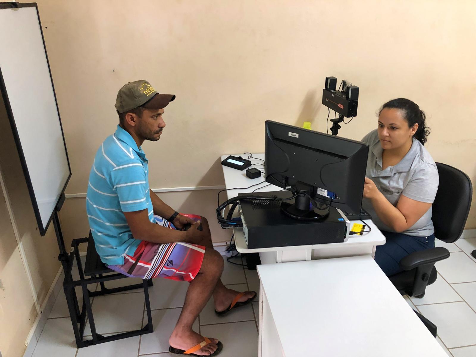 Biometria para CNH já pode ser realizada em Itarana