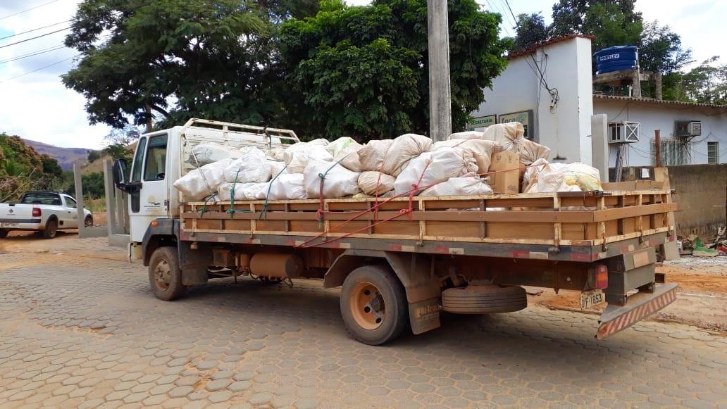 Campanha promove conscientização sobre o descarte de embalagens de agrotóxicos