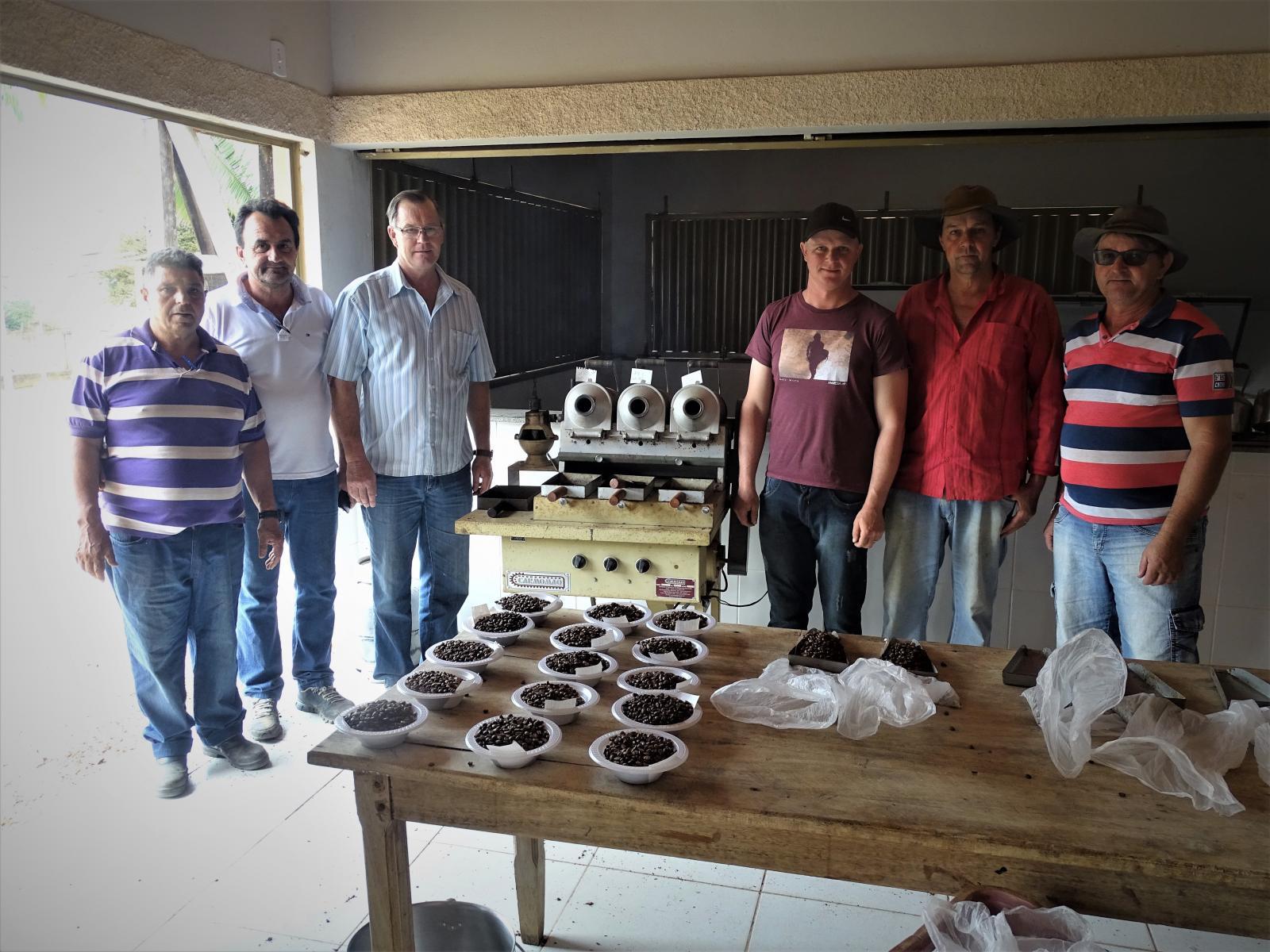 Etapas de seleções de cafés de qualidade são iniciadas para premiação no 5º Concurso de Cafés de Itarana