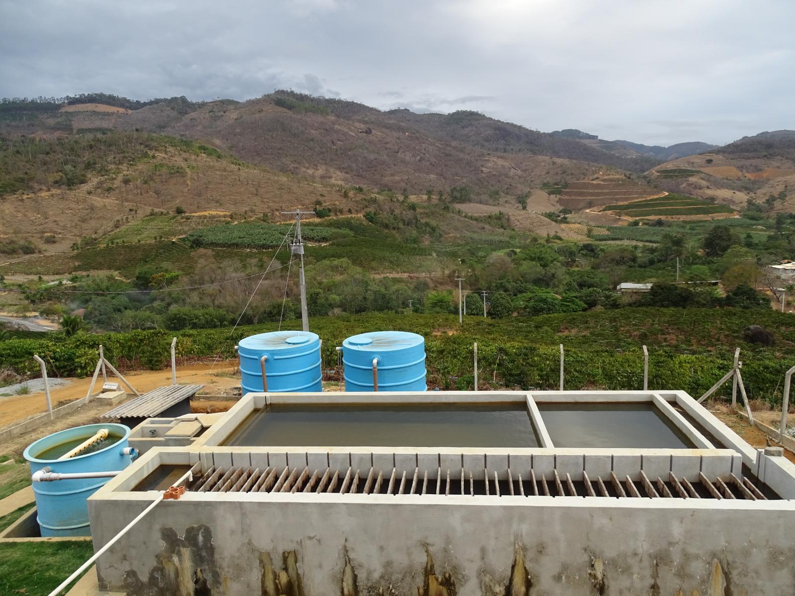 Está inaugurada a obra da Estação de Tratamento de Água no Limoeiro do Caravagio