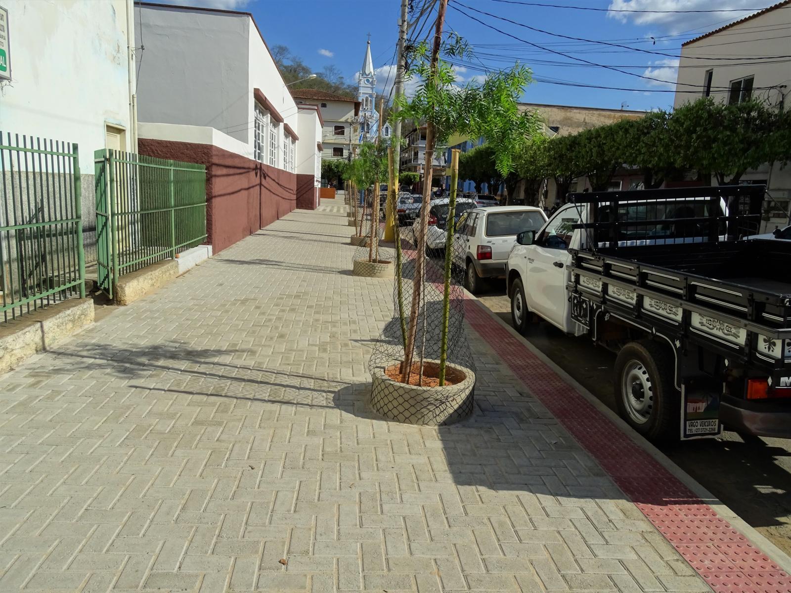 Convite: Inauguração das obras do Passeio Público e Prayground e assinatura da Ordem de Serviço do Asfalto do Centro de Itarana