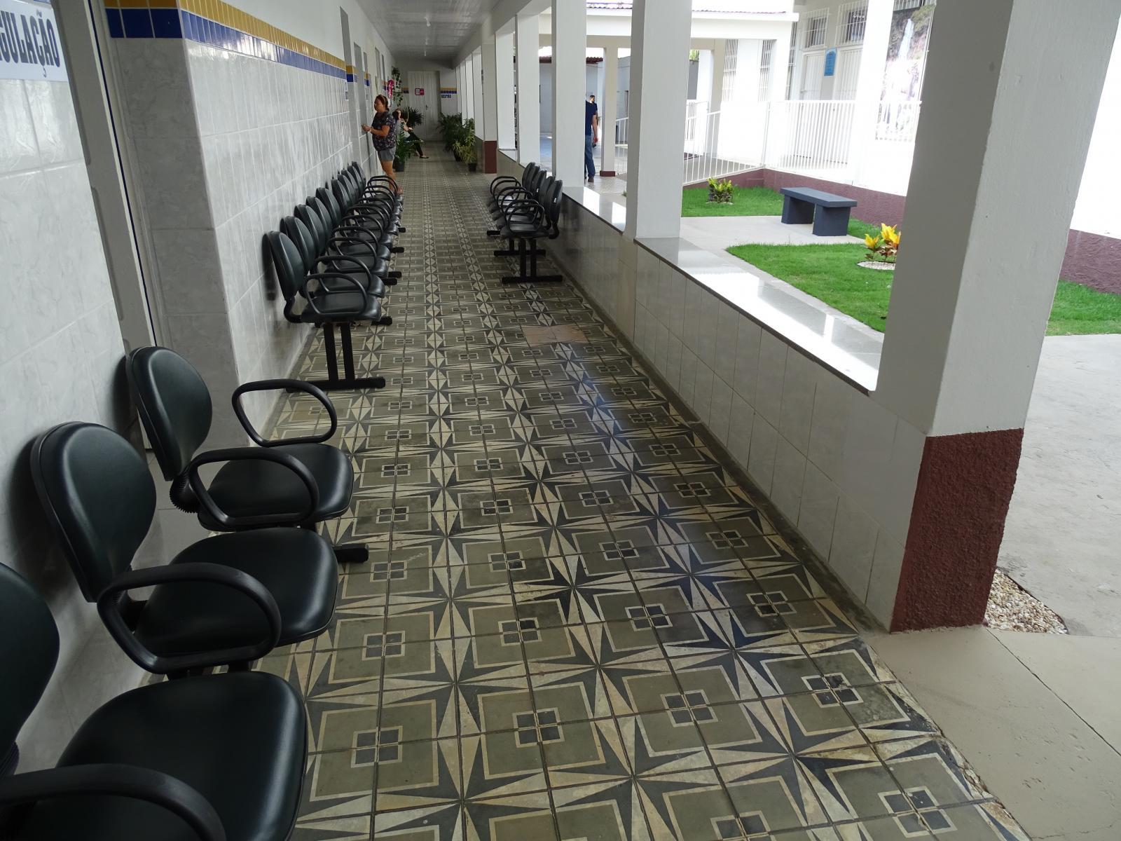 Prefeitura inaugurou a obra de reforma do antigo prédio da Escola Luiza Grimaldi