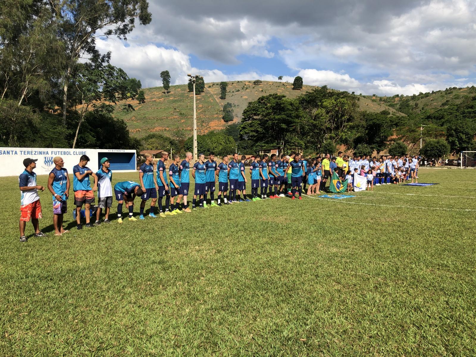 Time do Santa Teresinha é o campeão do 2º Campeonato Municipal Titular Masculino 2019