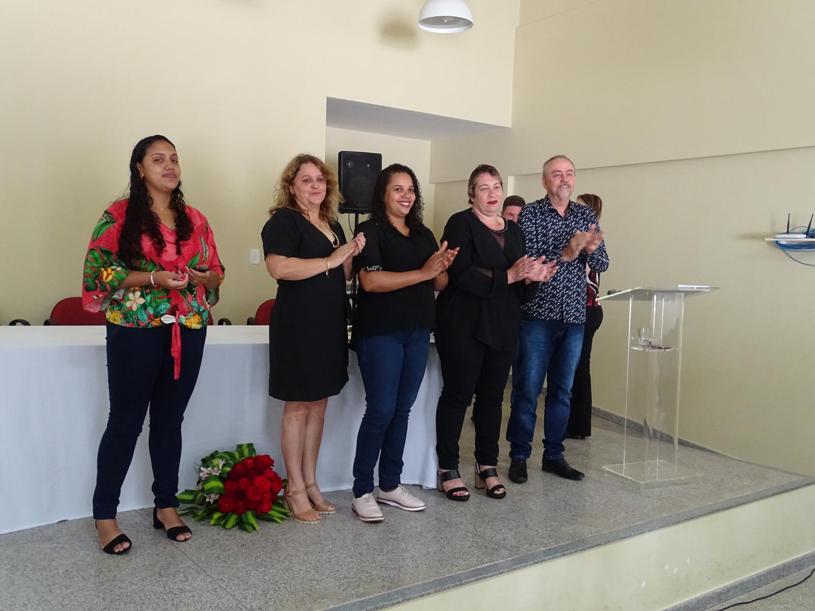 Prefeitura deu posse aos novos conselheiros tutelares nesta sexta-feira