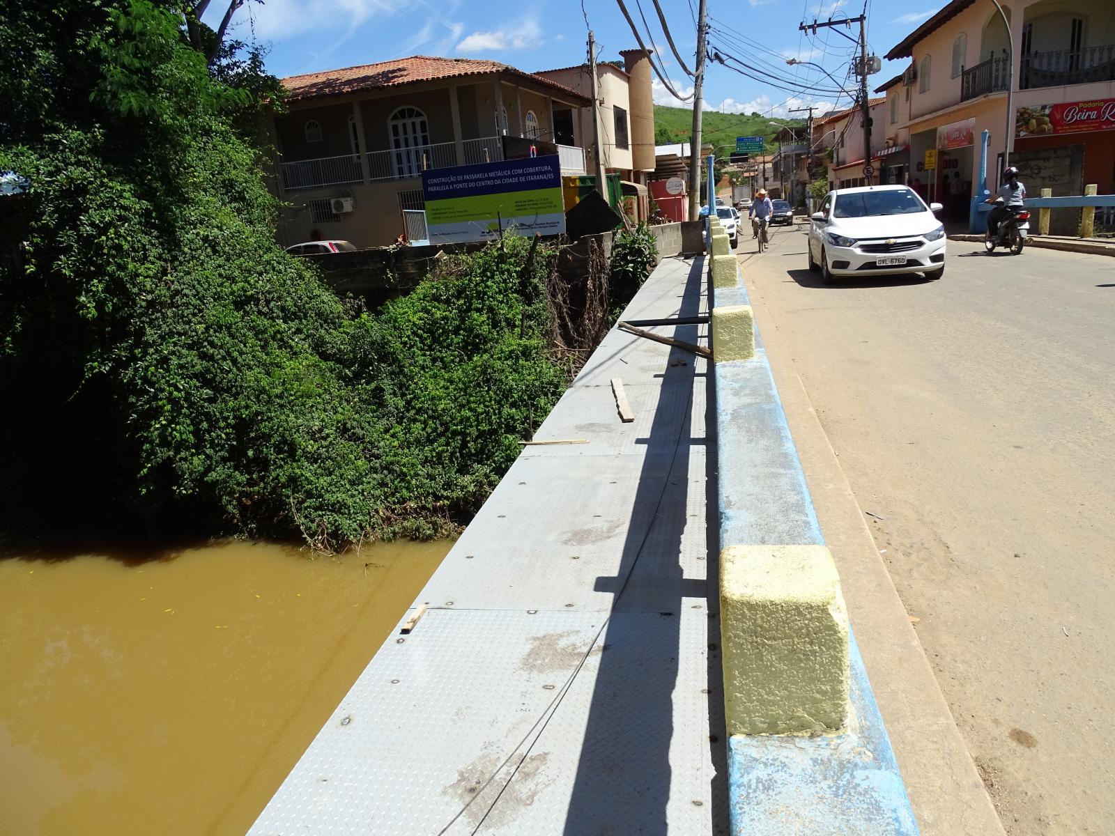 Prefeitura conta com importantes obras em andamento