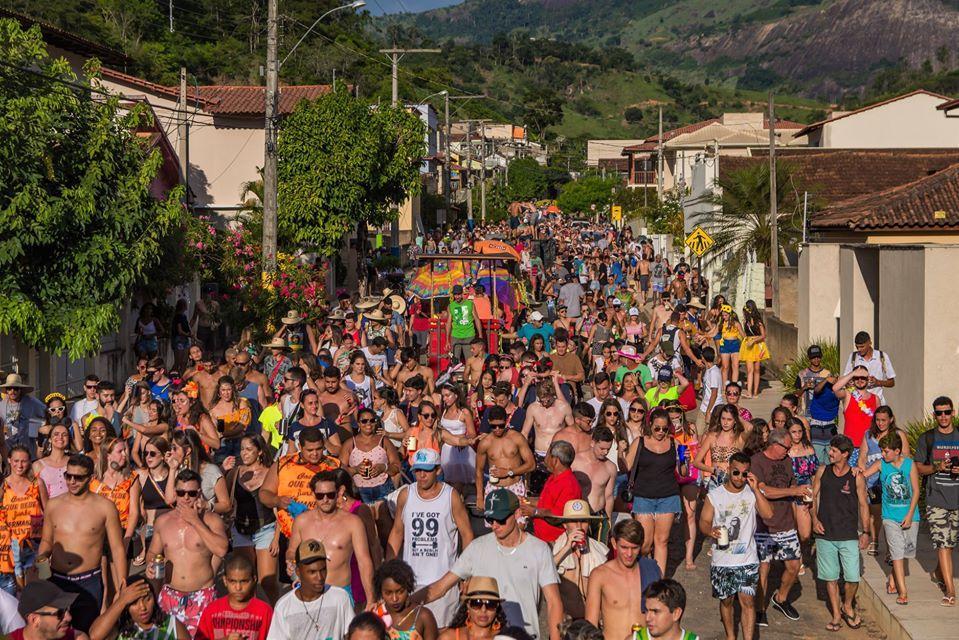 Série Atrativos Turísticos: Carnaval