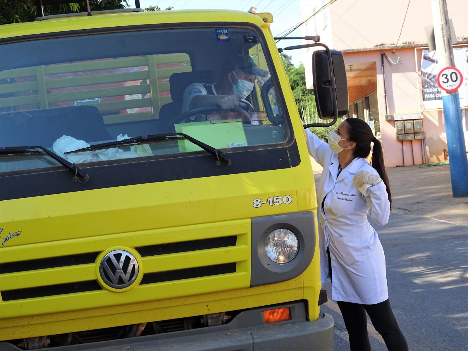 Coronavírus (COVID-19): Município de Itarana instalou barreiras sanitárias para evitar a propagação do vírus