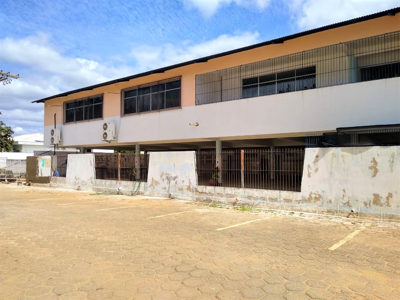 Município de Itarana reforma as escolas durante a pandemia do coronavírus (COVID-19)