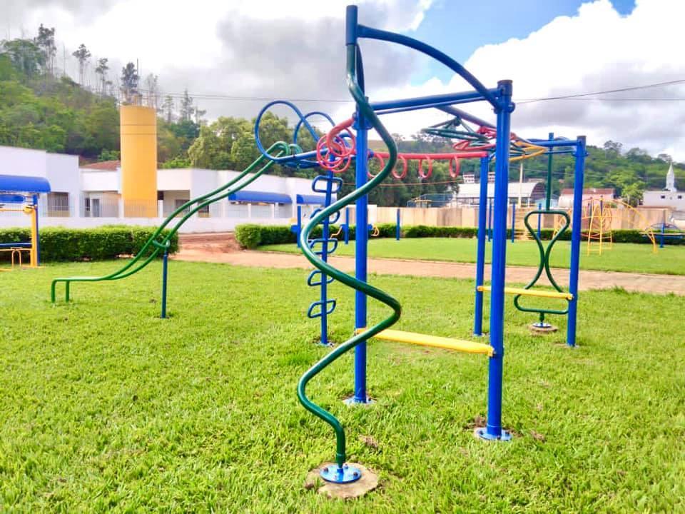 Comunicado - Conservação da Praça Saudável de Itarana