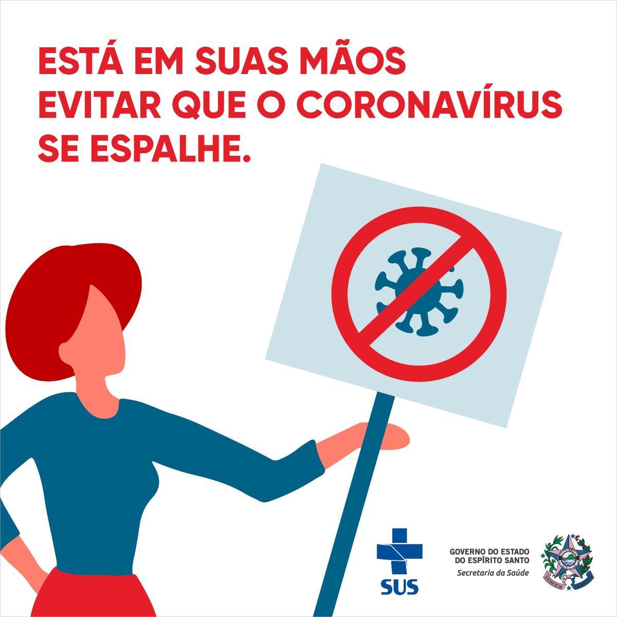 Comunicado - Coronavírus (COVID-19): Quarentena fica estendida até dia 04 de abril