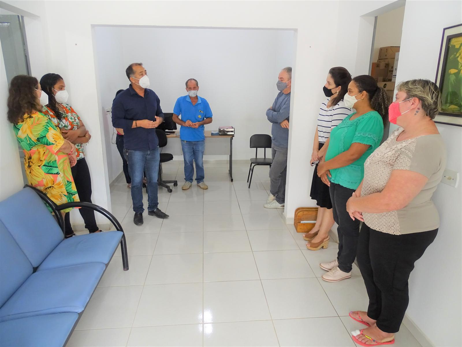 Nova sede do Conselho Tutelar de Itarana é inaugurada