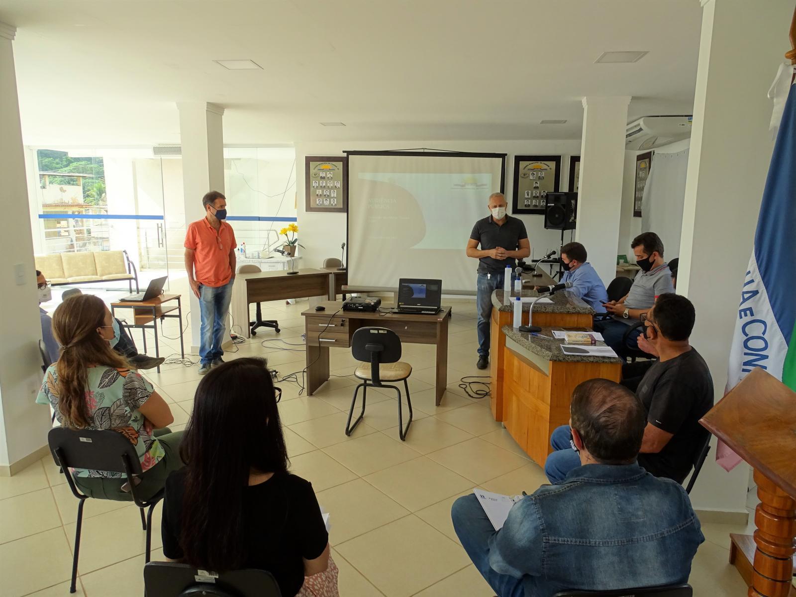 Audiência Pública demonstrou e avaliou metas fiscais de 2021